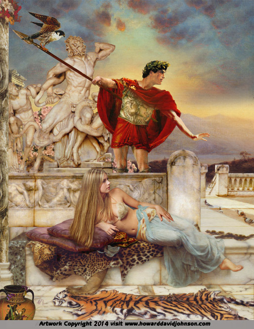 Helen Paris troy trojan war Iliad
